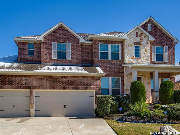 5 bed 4 bath Single Family at 18614 Canoe Brk San Antonio, TX, 78258 is for sale at 450k - 1 of 25