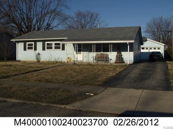3 bed 1 bath Single Family at 174 Sheelin Rd Xenia, OH, 45385 is for sale at 90k - google static map