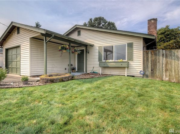 4 bed 2 bath Single Family at 6938 S Madison St Tacoma, WA, 98409 is for sale at 243k - 1 of 12
