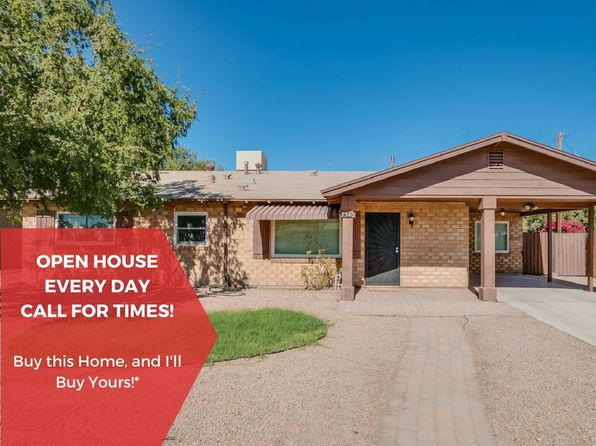 3 bed 2 bath Single Family at 7540 E Hubbell St Scottsdale, AZ, 85257 is for sale at 350k - 1 of 19