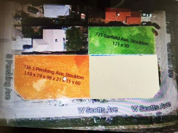 null bed null bath Vacant Land at 721 Garfield Ave Stockton, CA, 95203 is for sale at 35k - google static map
