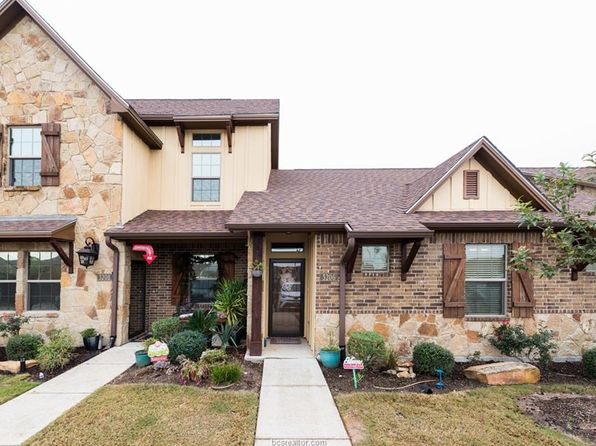 3 bed 2 bath Townhouse at 3206 Airborne Ave College Station, TX, 77845 is for sale at 224k - 1 of 17