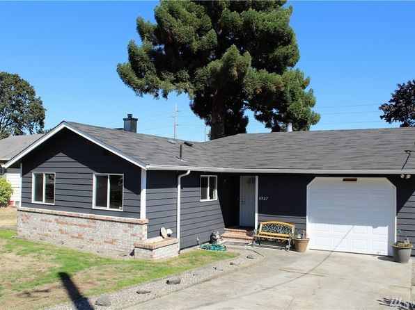 3 bed 2 bath Single Family at 6927 S Monroe St Tacoma, WA, 98409 is for sale at 245k - 1 of 25