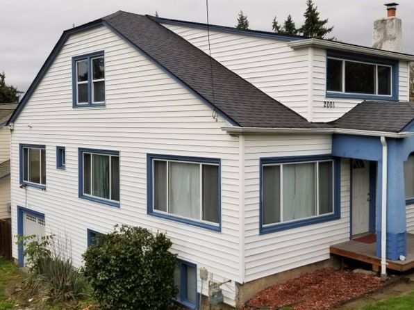 5 bed 2 bath Single Family at 2001 Lakeway Dr Bellingham, WA, 98229 is for sale at 418k - 1 of 27