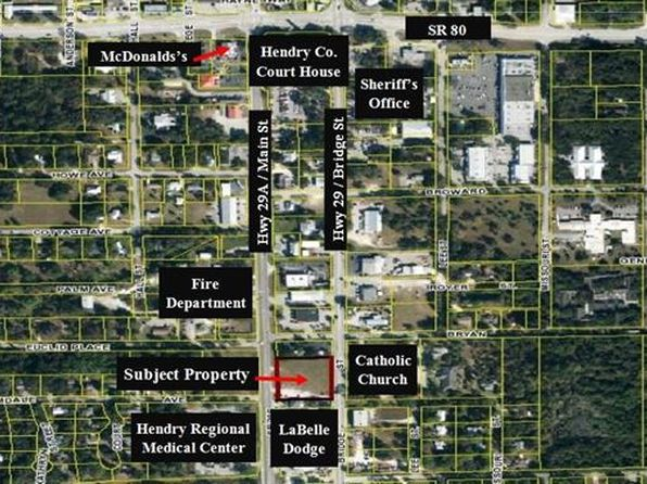 null bed null bath Vacant Land at S Main St Labelle, FL, 33935 is for sale at 395k - 1 of 2
