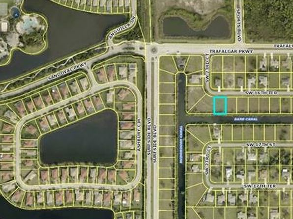 null bed null bath Vacant Land at 2322 SW 16th Ter Cape Coral, FL, 33991 is for sale at 25k - 1 of 2
