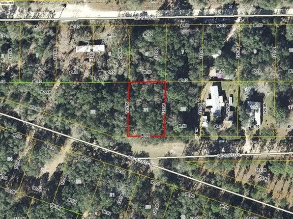 null bed null bath Vacant Land at 62ND Pl Williston, FL, 32696 is for sale at 5k - google static map