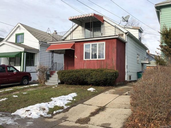 4 bed 2 bath Single Family at 68 Rounds Ave Buffalo, NY, 14215 is for sale at 70k - 1 of 22