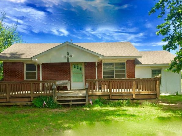 3 bed 1 bath Single Family at 355878 E 1000 Rd Prague, OK, 74864 is for sale at 169k - 1 of 25