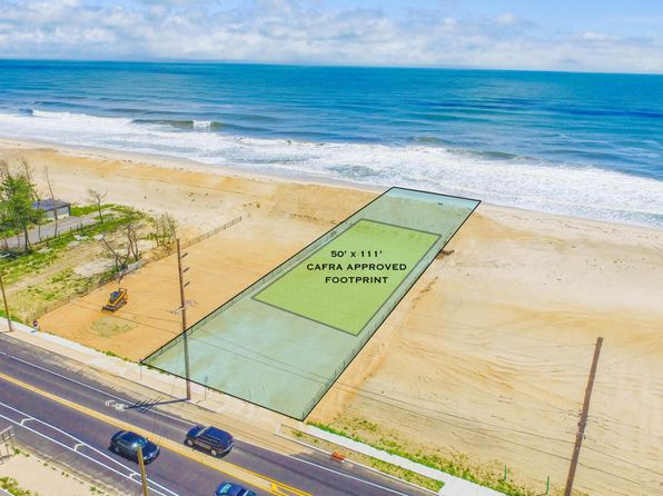 null bed null bath Vacant Land at 1127 Ocean Ave Mantoloking, NJ, 08738 is for sale at 3.30m - 1 of 9