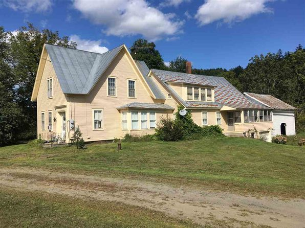 6 bed 2 bath Single Family at 1697 Vt Route 14 S Randolph Center, VT, 05061 is for sale at 350k - 1 of 26