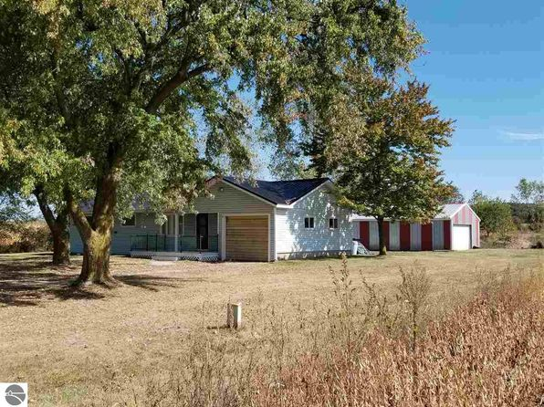 2 bed 1 bath Single Family at 1780 N Jerome Rd Ithaca, MI, 48847 is for sale at 83k - 1 of 24