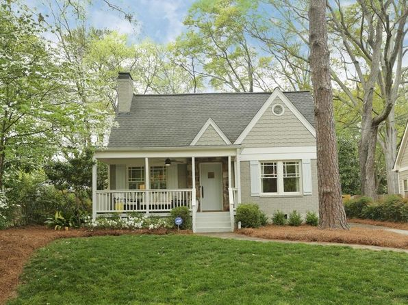 Peachtree Park Real Estate