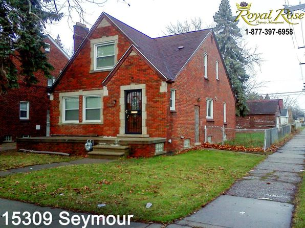 4 bed 2 bath Single Family at 15309 Seymour St Detroit, MI, 48205 is for sale at 32k - 1 of 19