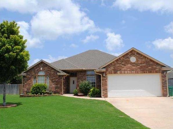3 bed 2 bath Single Family at 233 W PINES WAY MUSTANG, OK, 73064 is for sale at 130k - google static map