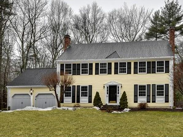 4 bed 3 bath Single Family at 31 Spywood Rd Sherborn, MA, 01770 is for sale at 738k - 1 of 23