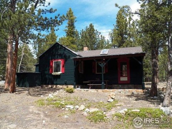1 bed 1 bath Single Family at 503 County Road 113n Allenspark, CO, 80510 is for sale at 100k - 1 of 14