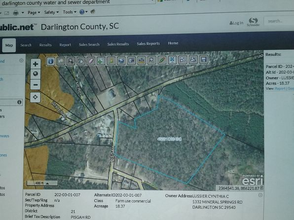 Darlington County SC For Sale By Owner FSBO