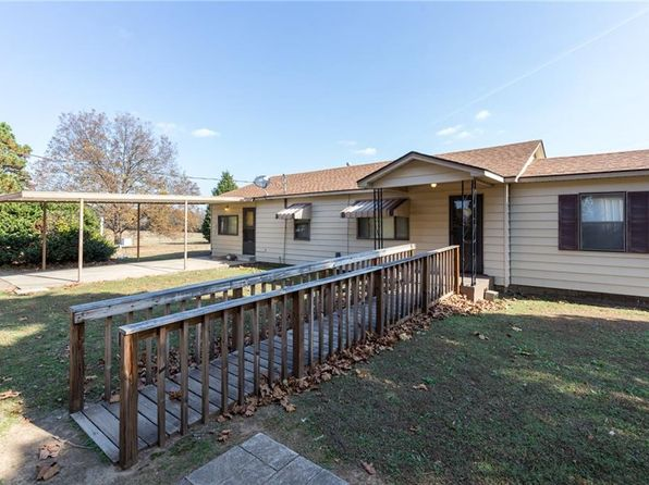 3 bed 1 bath Single Family at 113733 S 4750 Rd Muldrow, OK, 74948 is for sale at 175k - 1 of 23