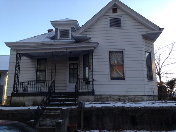 2 bed 1 bath Single Family at 837 Spruce St Alton, IL, 62002 is for sale at 38k - google static map