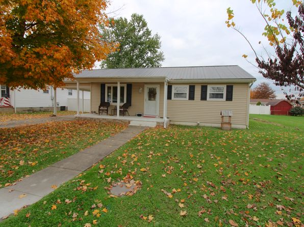 3 bed 2 bath Single Family at 208 Park Ave South Point, OH, 45680 is for sale at 97k - 1 of 20