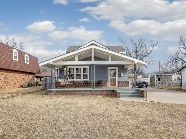 4 bed 2 bath Single Family at 1850 S Silver St Wichita, KS, 67213 is for sale at 100k - 1 of 25