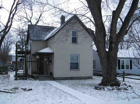 2 bed 2 bath Single Family at 1938 Randolph St South Bend, IN, 46613 is for sale at 54k - 1 of 3