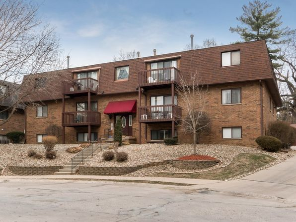 2 bed 1 bath Condo at 2505 26th Avenue Ct Rock Island, IL, 61201 is for sale at 55k - 1 of 13