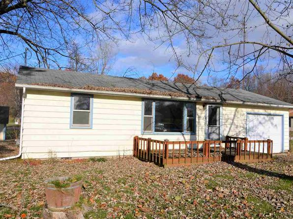 2 bed 1 bath Single Family at 1219 Biblers Ave Winona Lake, IN, 46590 is for sale at 78k - 1 of 30
