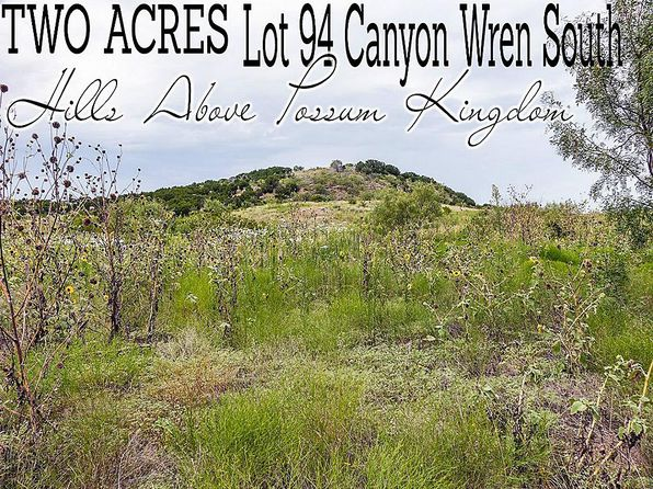 null bed null bath Vacant Land at  Canyon Wren S Graford, TX, 76449 is for sale at 25k - 1 of 19