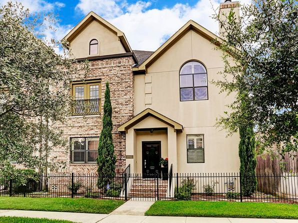 4 bed 4 bath Townhouse at 4042 Bellefontaine St Houston, TX, 77025 is for sale at 729k - 1 of 25