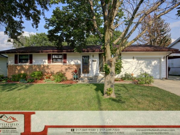 3 bed 1 bath Single Family at 1728 Gleason Dr Rantoul, IL, 61866 is for sale at 96k - 1 of 29
