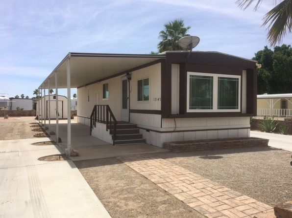 1 bed 1 bath Mobile / Manufactured at 13145 E 40th Dr Yuma, AZ, 85367 is for sale at 55k - 1 of 16
