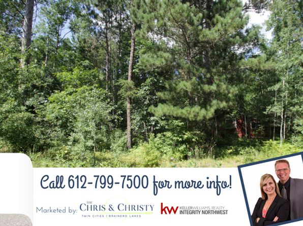 null bed null bath Vacant Land at  Xxxx Hubbard St Pequot Lakes, MN, 56472 is for sale at 35k - 1 of 9