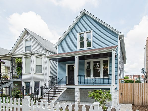 3 bed 3 bath Single Family at 3322 W Berteau Ave Chicago, IL, 60618 is for sale at 509k - 1 of 13