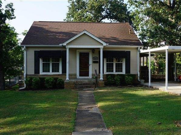 2 bed 1 bath Single Family at 2415 S R St Fort Smith, AR, 72901 is for sale at 95k - 1 of 21