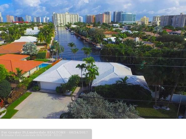 4 bed 3 bath Single Family at 3540 Bayview Dr Fort Lauderdale, FL, 33308 is for sale at 1.05m - 1 of 37