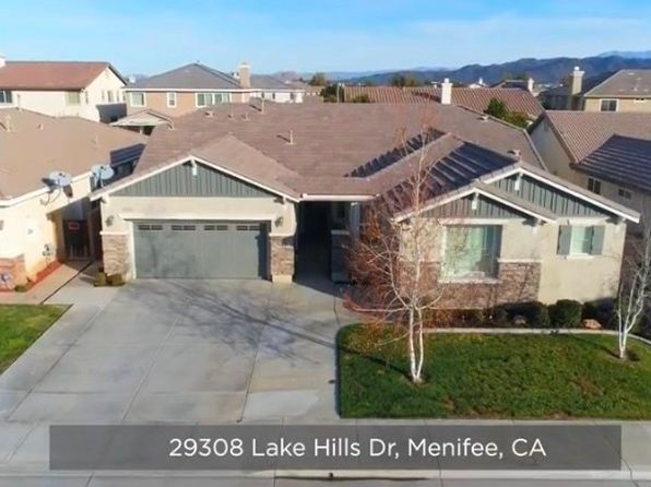3 bed 3 bath Single Family at 29308 Lake Hills Dr Menifee, CA, 92585 is for sale at 380k - 1 of 23