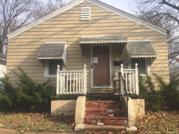 2 bed 1 bath Single Family at 5240 Hodiamont Ave Jennings, MO, 63136 is for sale at 25k - google static map
