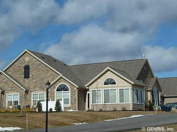 2 bed 2 bath Townhouse at 3273 Abbey Rd Canandaigua, NY, 14424 is for sale at 292k - google static map