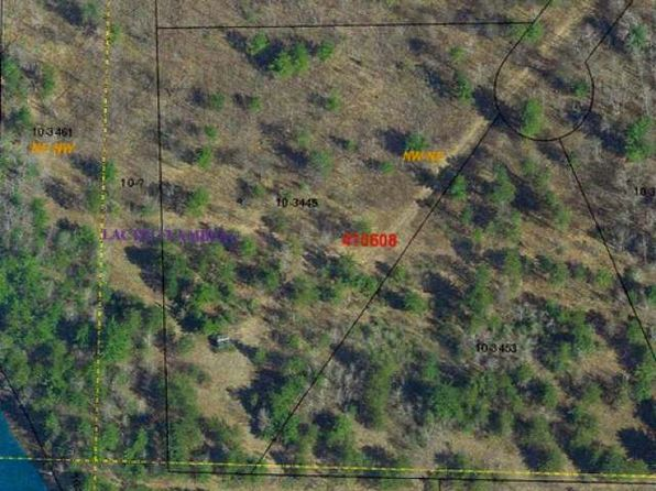 null bed null bath Vacant Land at  Near Blue Heron Ln 11 Lac Du Flambeau, WI, 54538 is for sale at 49k - 1 of 3