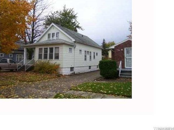 3 bed 1 bath Single Family at 132 WILKES AVE BUFFALO, NY, 14215 is for sale at 49k - google static map