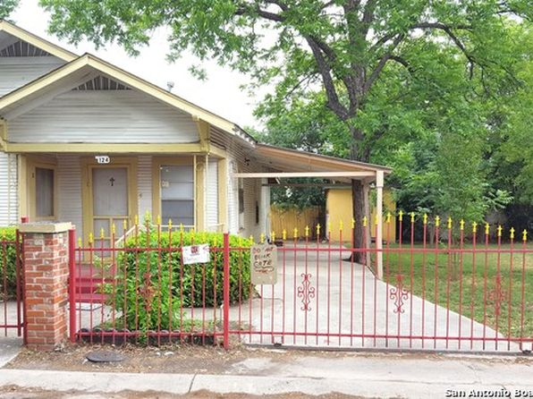 2 bed 1 bath Single Family at 124 Flann Aly San Antonio, TX, 78207 is for sale at 80k - 1 of 19