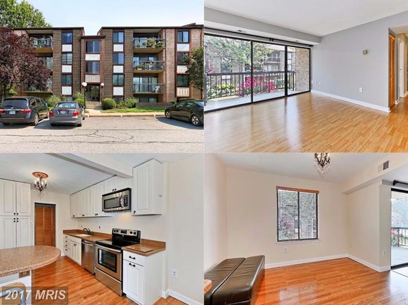 1 bed 1 bath Condo at 9730 Kingsbridge Dr Fairfax, VA, 22031 is for sale at 199k - 1 of 30