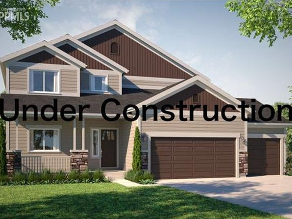 4 bed 3 bath Single Family at 9881 Morning Vista Dr Peyton, CO, 80831 is for sale at 347k - google static map