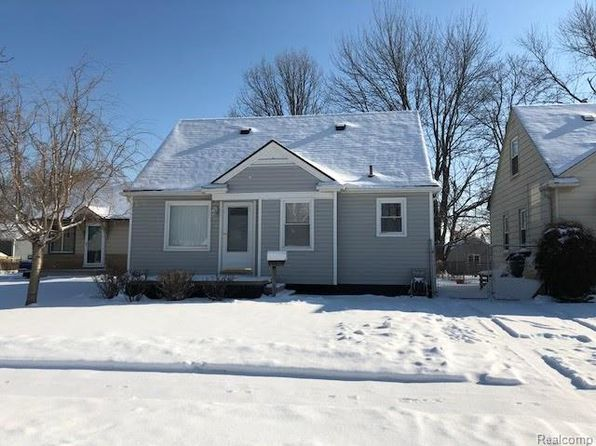 3 bed 1 bath Single Family at 14239 Poplar St Southgate, MI, 48195 is for sale at 105k - 1 of 17