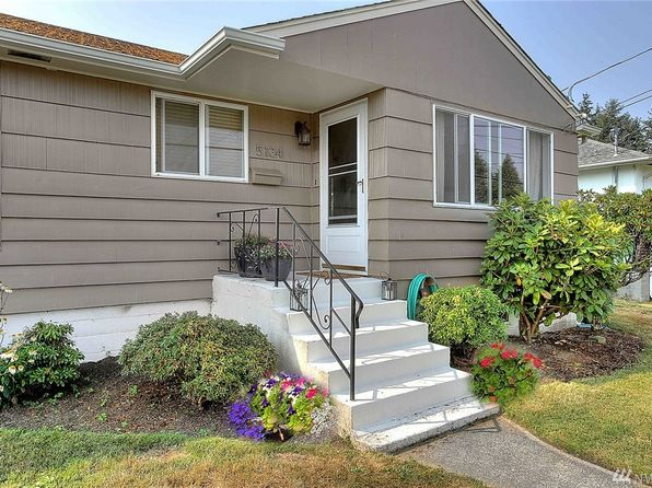 3 bed 2 bath Single Family at 5134 N 27th St Tacoma, WA, 98407 is for sale at 300k - 1 of 19