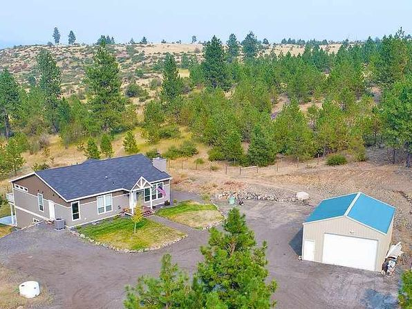 6 bed 3 bath Single Family at 17216 N Valley Rd Nine Mile Falls, WA, 99026 is for sale at 399k - 1 of 20