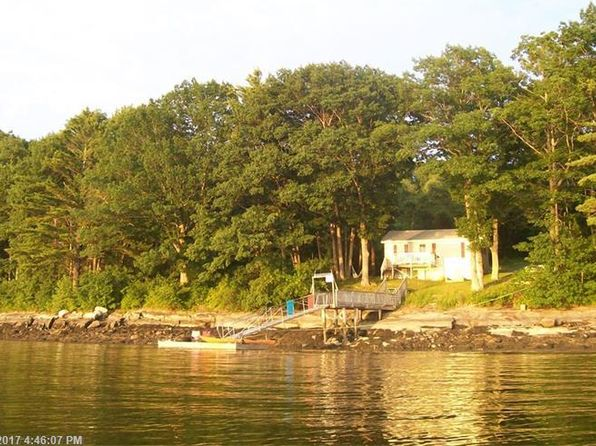 2 bed 1 bath Single Family at 507 Main Rd Westport Island, ME, 04578 is for sale at 225k - 1 of 35