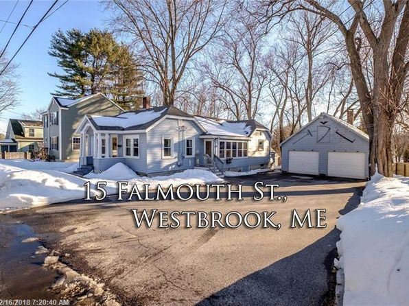 3 bed 1 bath Single Family at 15 Falmouth St Westbrook, ME, 04092 is for sale at 240k - 1 of 35